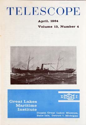 Telescope, v. 13, n. 4 (April 1964)