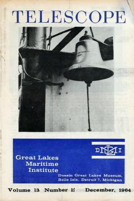 Telescope, v. 13, n. 12 (December 1964)