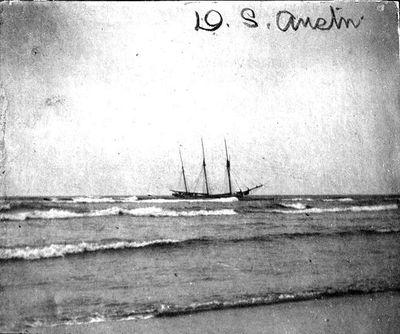 Wreck of D. S. Austin
