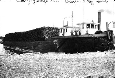 Car Ferry Tow Barge No. 1