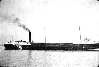 Steamer Congress (Ex Nebraska)