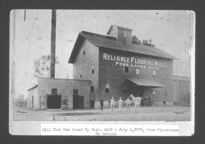 Ferd Laabs' Sons Grist Mill