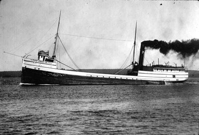 Steamer Kalkaska