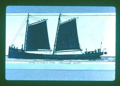 Barge Sidney O. Neff