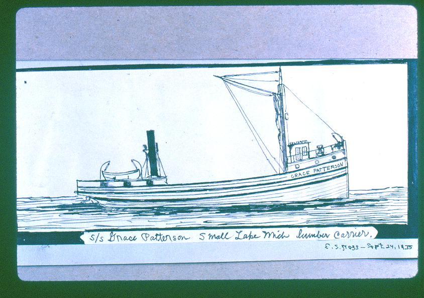 Steamer Grace Patterson