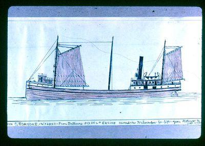Steamer Roanoke