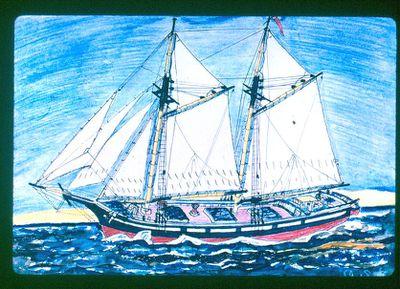 Schooner Harriet Ross