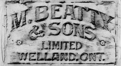 M. Beatty and Sons