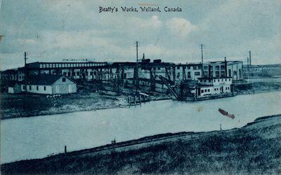 Beatty's Works, Welland, Canada