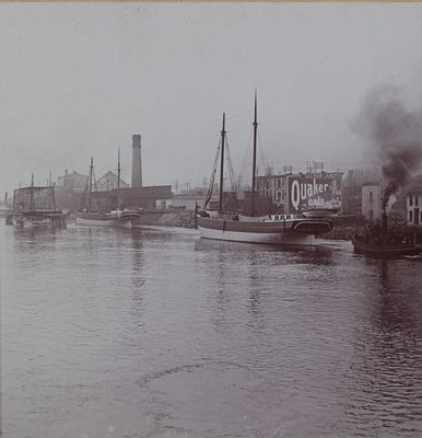 Saginaw waterfront