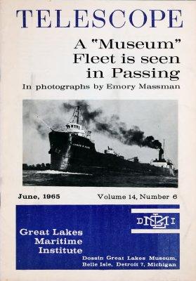 Telescope, v. 14, n. 6 (June 1965)