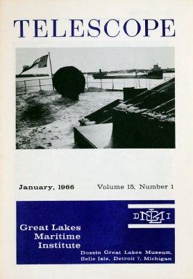 Telescope, v. 15, n. 1 (January 1966)