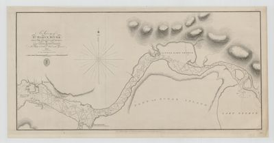 A Survey of St. Mary's River From the Falls to Lake George [1825]