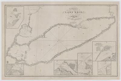 A Survey of Lake Erie [1817-18]