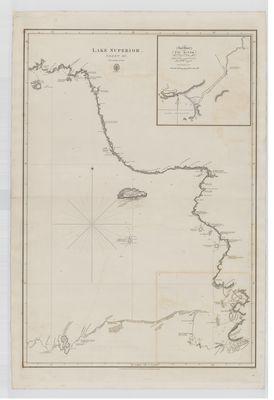 Lake Superior. Sheet III [1823-24]
