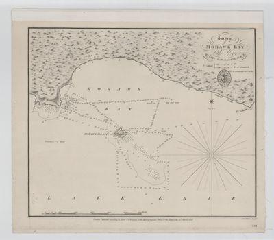 Survey of Mohawk Bay, Lake Erie [1828]