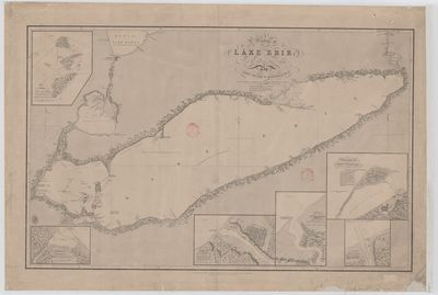 A Survey of Lake Erie [1817-18, 1861]