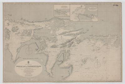 Georgian Bay to Clapperton Island [1887]