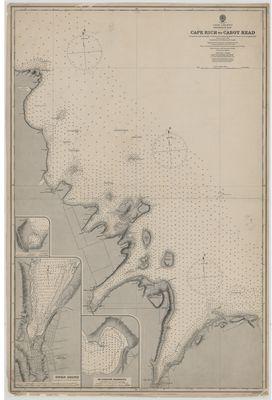 Georgian Bay: Cape Rich to Cabot Head [1890]