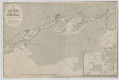 Western Part of the Bay of Quinte and Presqu'ile Bay: Deseronto to Presqu'ile