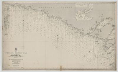 Lake Huron: Cove Island to Great Duck Island and Entrance to Georgian Bay