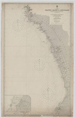 Lake Huron: Chantry Island to Cove Island