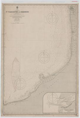 Lake Huron: St. Clair River to Goderich