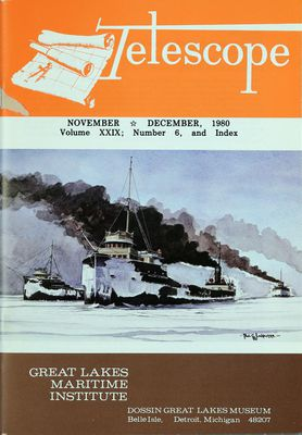 Telescope, v. 29, n. 6 (November-December 1980)