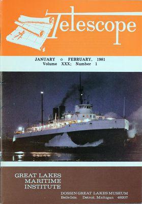 Telescope, v. 30, n. 1 (January-February 1981)