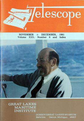 Telescope, v. 30, n. 6 (November-December 1981)