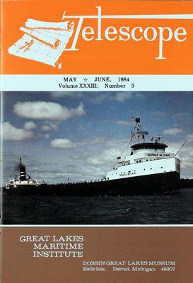 Telescope, v. 33, n. 3 (May-June 1984)