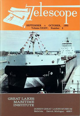 Telescope, v. 34, n. 5 (September-October 1985)