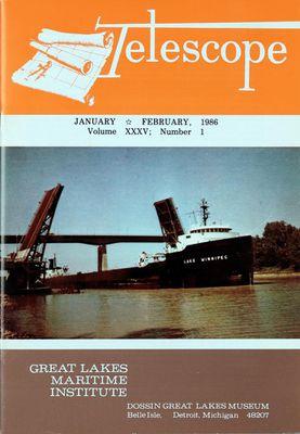 Telescope, v. 35, n. 1 (January-February 1986)