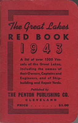 The Great Lakes Red Book, 1943