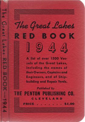 The Great Lakes Red Book, 1944