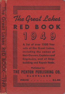 The Great Lakes Red Book, 1949