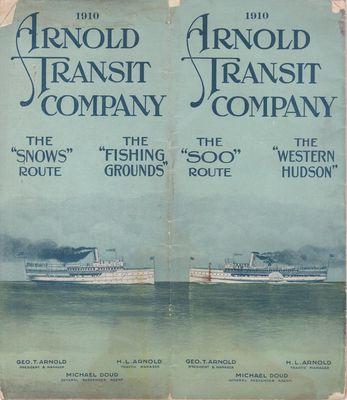Arnold Transit Company, 1910