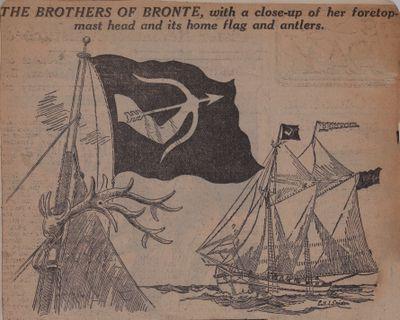 Brothers Under the Horns: Schooner Days LXIII (73)