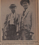 Captain Joseph Wiliams and Walter Williams