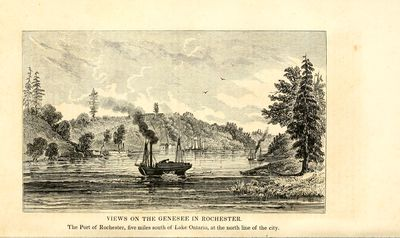 Views on the Genesee in Rochester