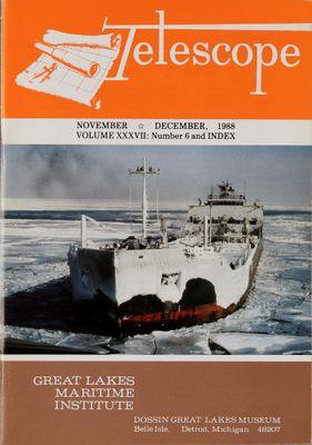 Telescope, v. 37, n. 6 (November-December 1988)