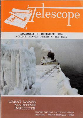Telescope, v. 39, n. 6 (November_December 1990)