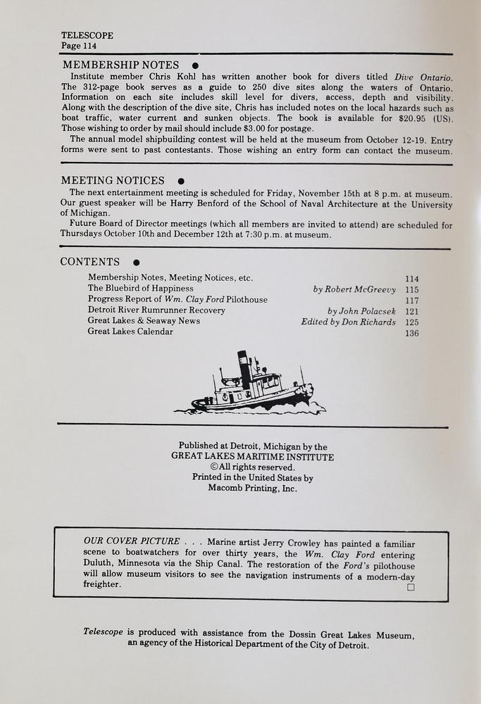 Telescope, v. 39, n. 5 (September-October 1991)