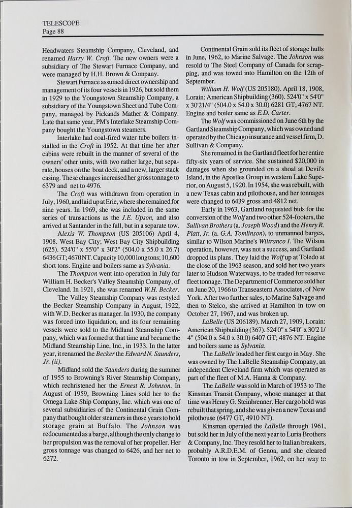 Telescope, v. 40, n. 4 (July - August 1992)