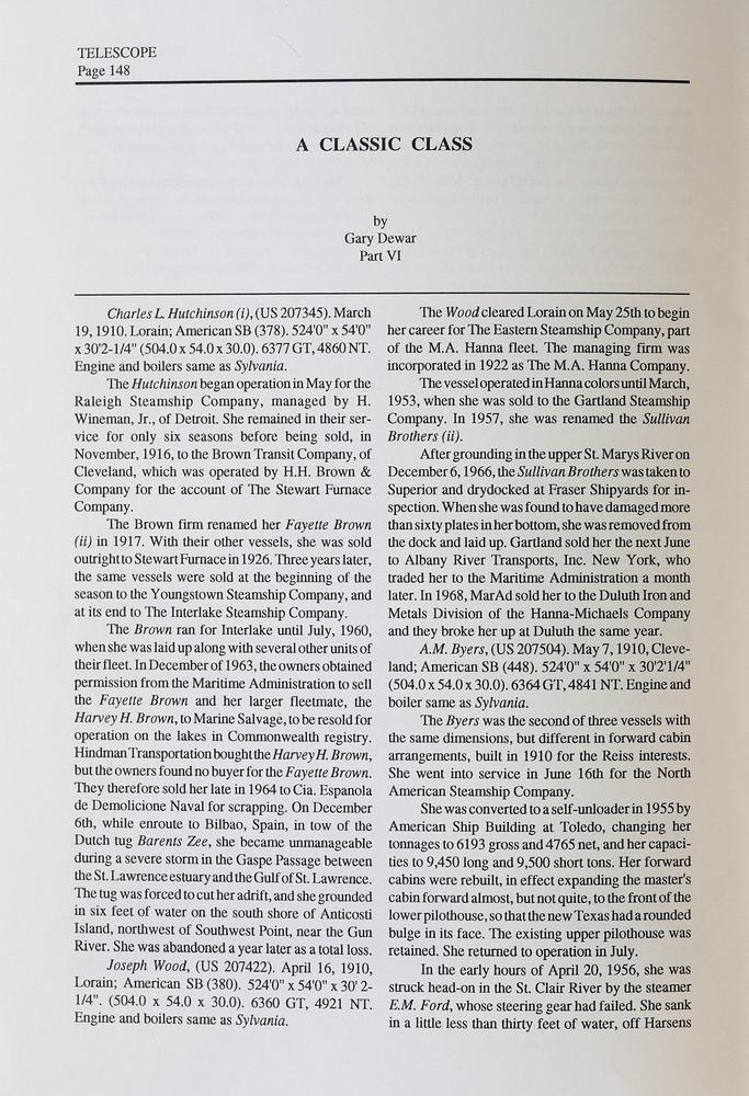 Telescope, v. 40, n. 6 (November-December 1992)