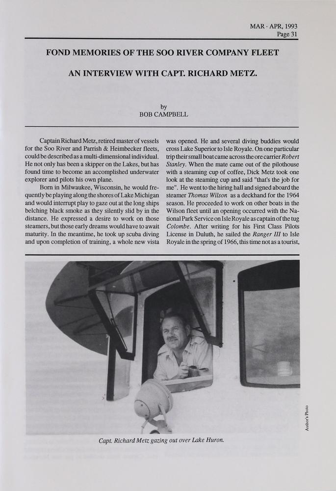 Telescope, v. 41, n. 2 (March-April 1993)