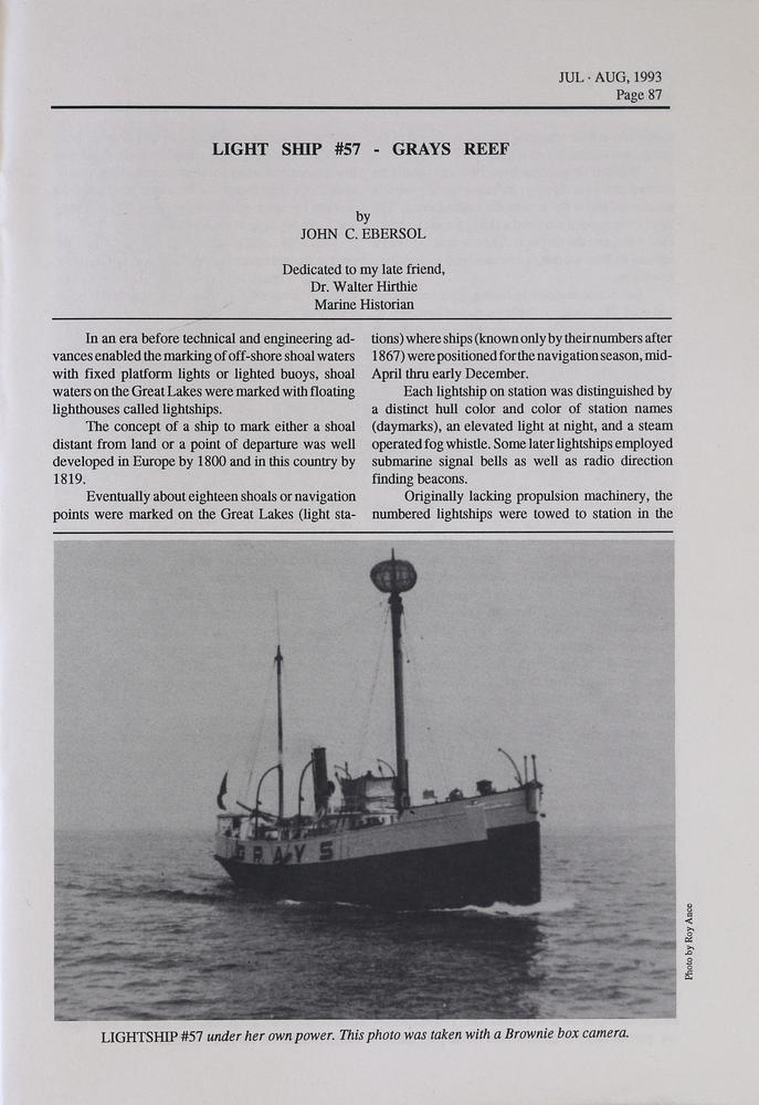 Telescope, v. 41, n. 4 (July - August 1993)