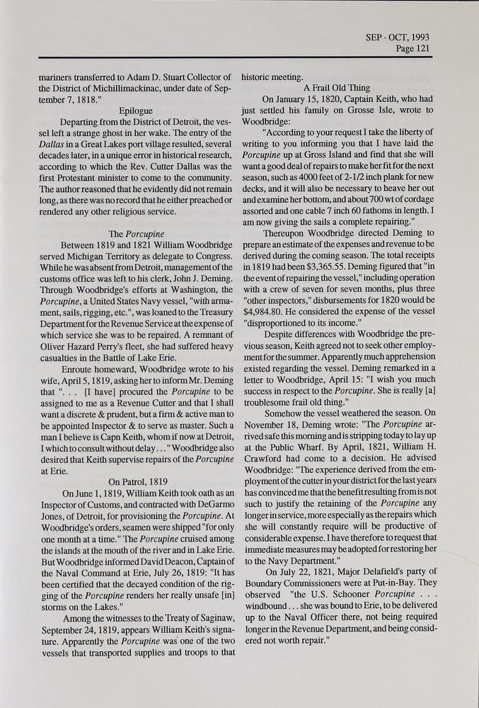 Telescope, v. 41, n. 5 (September - October 1993)