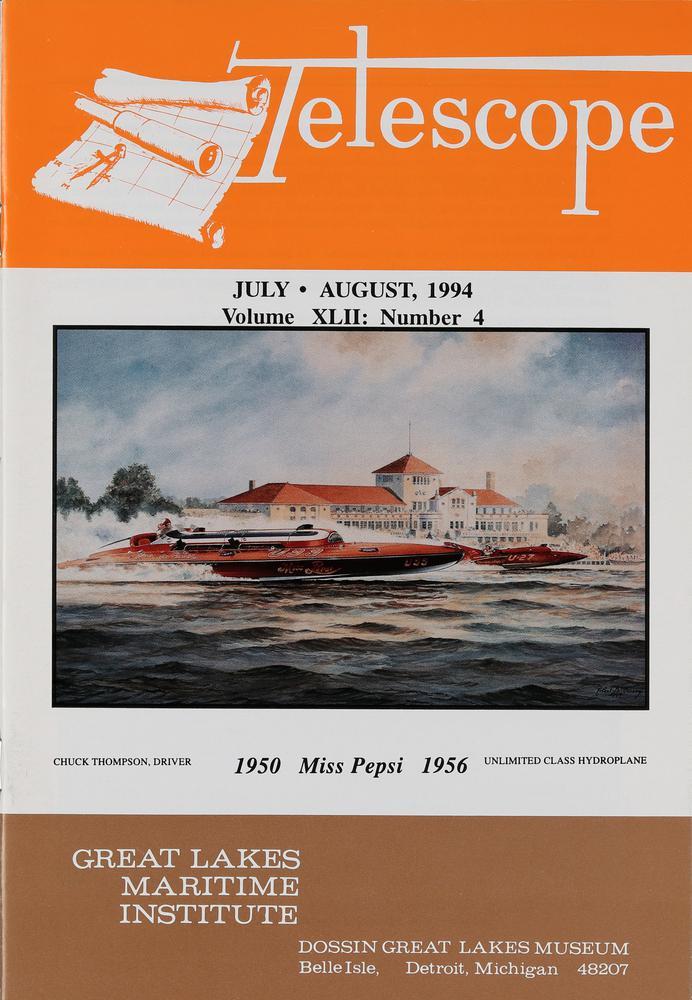 Telescope, v. 42, n. 4 (July-August 1994)