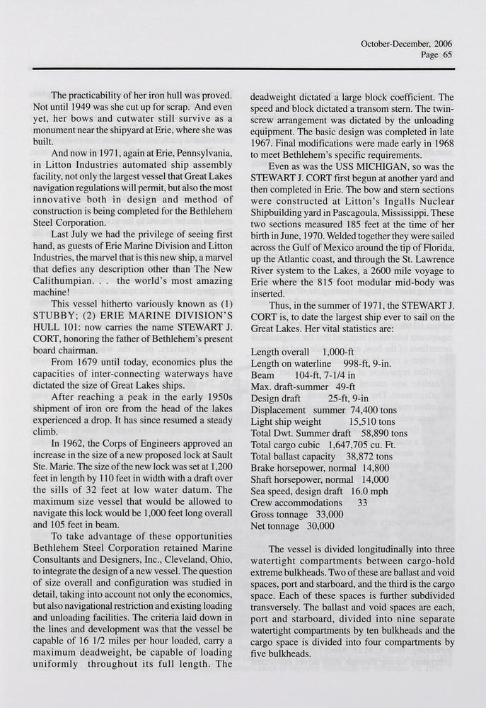 Telescope, v. 54, n.4 (October-December, 2006)